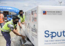 Rusia face un pas important pentru autorizarea vaccinului Sputnik V în Uniunea Europeană