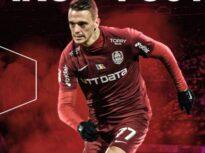 CFR Cluj a vândut încă un jucător