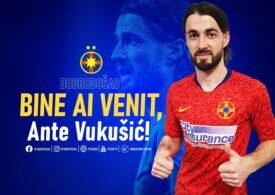 FCSB a transferat un atacant croat - oficial