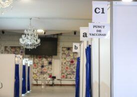 Soția șefului DSP Sibiu a fost demisă de la coordonarea centrului de vaccinare, dar primarul îi mulțumește