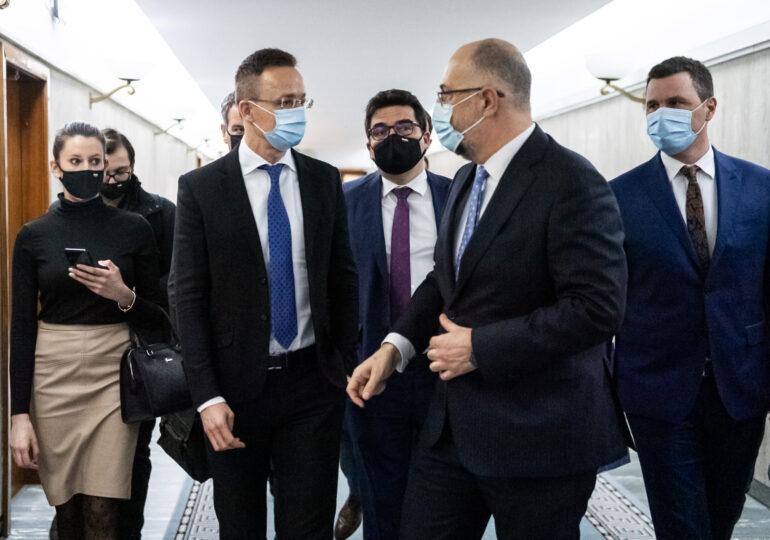 Kelemen Hunor a primit o delegație din Ungaria la Guvern: Pentru prima dată după mulţi ani putem să îmbunătăţim relaţiile (Foto & Video)