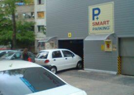 Ciucu scumpeşte locurile de parcare smart. Joi se votează taxa nouă, de 130 de lei pe lună