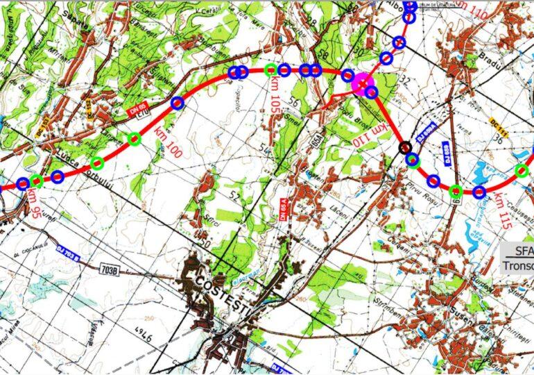 CNAIR anunță câştigătorul licitaţiei pentru lotul 4 al drumului expres Craiova-Piteşti. Reacția ministrului Drulă