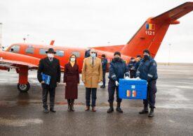 Comisia Europeană mulțumește României pentru vaccinurile trimise în ajutor Republicii Moldova