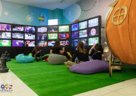 Opera Comică pentru Copiii are stand în Afi Cotroceni - activități pentru elevi, părinți și profesori