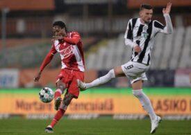 Liga 1: Astra învinge Dinamo în semifinalele Cupei României