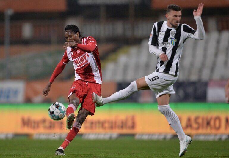 Liga 1: Astra învinge Dinamo, iar oaspeții se apropie de locurile retrogradabile