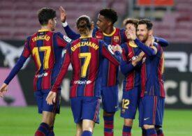 Leo Messi a făcut spectacol pentru Barcelona și a marcat două goluri de poveste. A egalat și un record al marelui Xavi (Video)