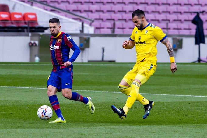 FC Barcelona, ţinută în şah pe teren propriu de Cadiz