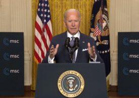 """Biden, la Conferința de Securitate de la Munchen: """"America s-a întors. Alianţa transatlantică a revenit"""""""