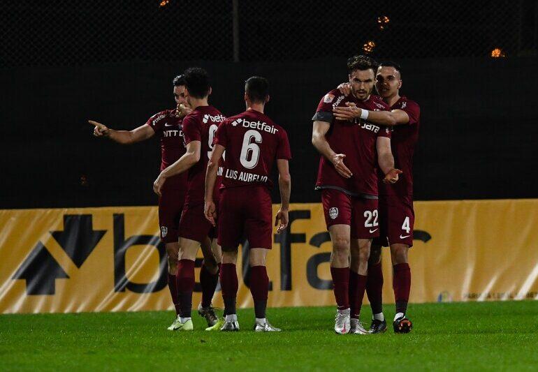 Conducerea lui CFR Cluj revine cu o nouă declarație la adresa arbitrajelor