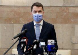 Ministrul Drulă laudă evacuarea forţată de la metrou: Un cartel se destructurează cu ranga. E o ultimă zvâcnire a mafiei