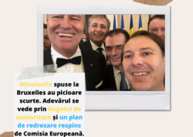 Europarlamentar: Guvernul a zis una la Bruxelles şi ne spune alta la Bucureşti. Raportul de ţară elaborat de Comisia Europeană se anunţă dezastruos