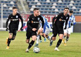 Liga 1: Craiova învinge Dinamo în marele derbi din Bănie