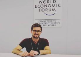 """Singur la Davos. De ce România nu beneficiază de cea mai mare rețea globală de bune practici, idei noi și proiecte? <span style=""""color:#ff0000;font-size:100%;"""">Interviu video </span>"""