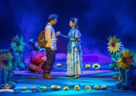 Opera Comică pentru Copii suplimentează reprezentațiile spectacolului Erus și Valea Iubirii