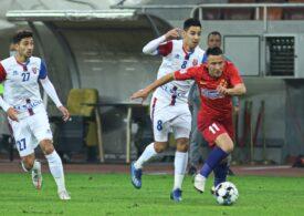 FCSB se impune la Botoșani și devine lider solitar în Liga 1