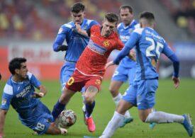Liga 1: FCSB a pierdut pe teren propriu cu Academica Clinceni!