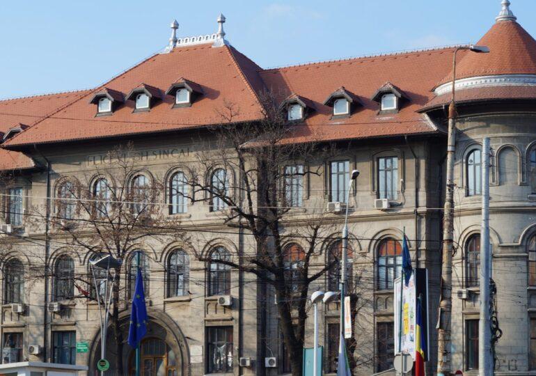 """Colegiul """"Gheorghe Şincai"""" din Capitală va fi evacuat pentru renovare <span style=""""color:#ff0000;font-size:100%;"""">UPDATE</span> Directorul acuză un sabotaj"""