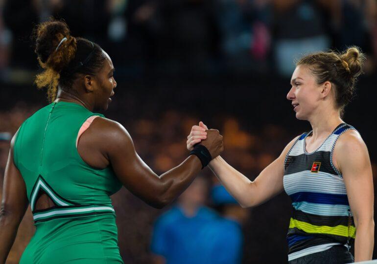 "New York Times, despre Serena Williams: ""A zdruncinat-o pe Simona Halep"""