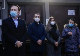 Ce a răspuns premierul Cîțu, întrebat dacă este mulţumit de ministrul Voiculescu