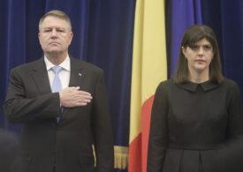 Iohannis a promulgat legea prin care Parchetul European condus de Kovesi operează în România