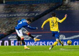 Critici dure la adresa lui Ianis Hagi după un meci slab făcut pentru Rangers. A primit cea mai mică notă de pe teren
