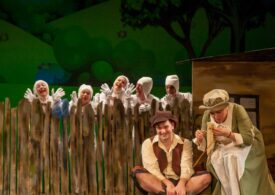 Marile povești ale Teatrului Ion Creangă revin în montări spectaculoase