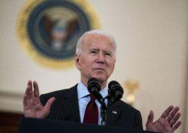 Senatul SUA a adoptat planul de relansare al lui Biden de 1.900 de miliarde de dolari exclusiv cu voturile democraţilor