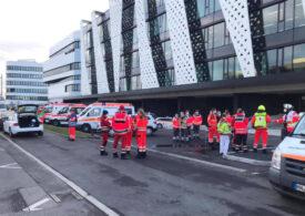 Explozie la sediul central al companiei Lidl din Germania: Trei persoane au fost rănite (Video)