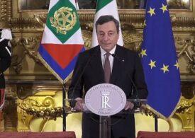 Italia: Guvernul condus de Mario Draghi va depune jurământul sâmbătă 13 februarie