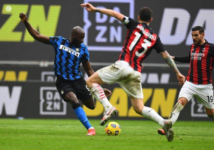 Milan își ia adio cumva de la titlu după o înfrângere drastică în fața rivalei Inter