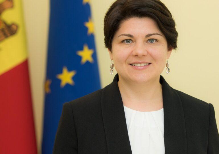 Republica Moldova e la un pas să fie condusă de două femei. Natalia Gavriliţă a fost desemnată premier