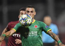 Două goluri marcate de Nicușor Stanciu pentru Slavia Praga (Video)