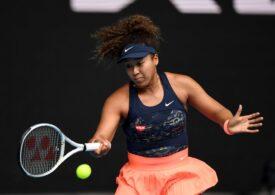 Naomi Osaka trece de Garbine Muguruza într-un meci dramatic la Australian Open