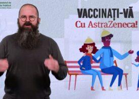 Răzvan Cherecheș: Vaccinați-vă acum cu AstraZeneca! Nu așteptați până când vor fi disponibile serurile Pfizer sau Moderna