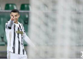 """Transferul lui Ronaldo la Juventus Torino, considerat un """"mare eșec"""" de către un faimos atacant italian"""