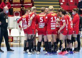 Victorie la scor pentru SCM Râmnicu Vâlcea in meciul cu CS Rapid