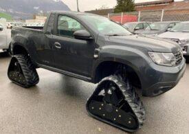 Francezii au creat Dacia Duster de 37.000 de euro: Iată cum arată (Foto)