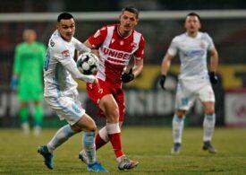 FCSB, eliminată de Dinamo din Cupa României