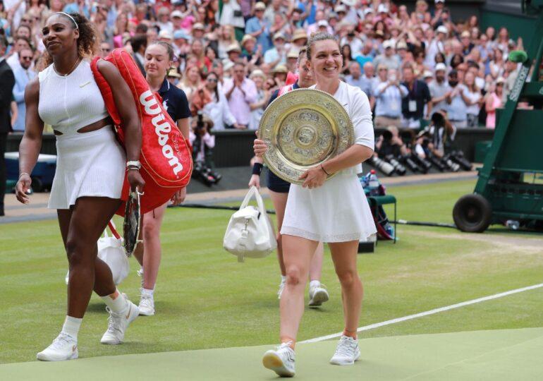 """Serena Williams, despre înfrângerea cu Simona Halep de la Wimbledon 2019: """"Știam că nu pot să joc mai prost decât atunci"""""""