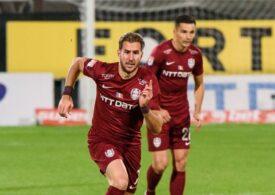 Liga 1: CFR Cluj, învinsă de FC Botoșani