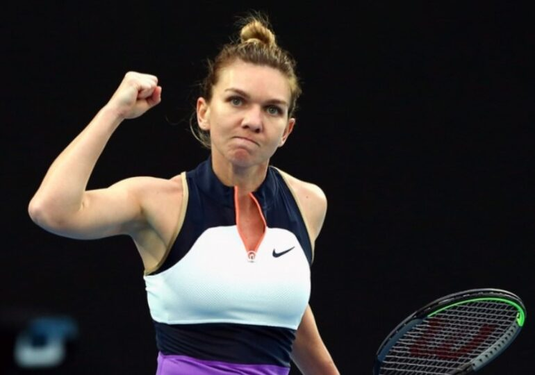 Simona Halep a reușit o performanță magnifică