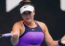 Bianca Andreescu a aflat verdictul medicilor după ultima accidentare suferită