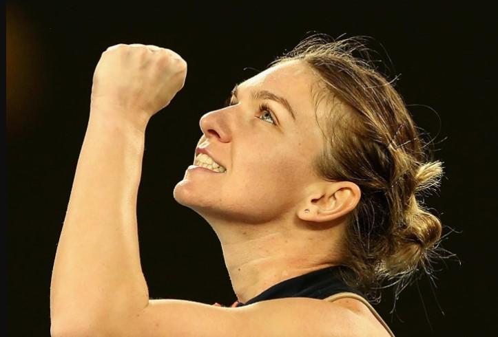 Presa internațională se înclină în fața Simonei Halep după victoria de la Australian Open