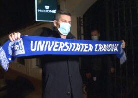 Avertismentul lansat de antrenorul Universității Craiova după ultimele două înfrângeri