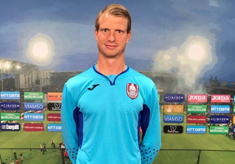 Presa din Lituania anunță că Arlauskis e nerăbdător să revină la CFR Cluj