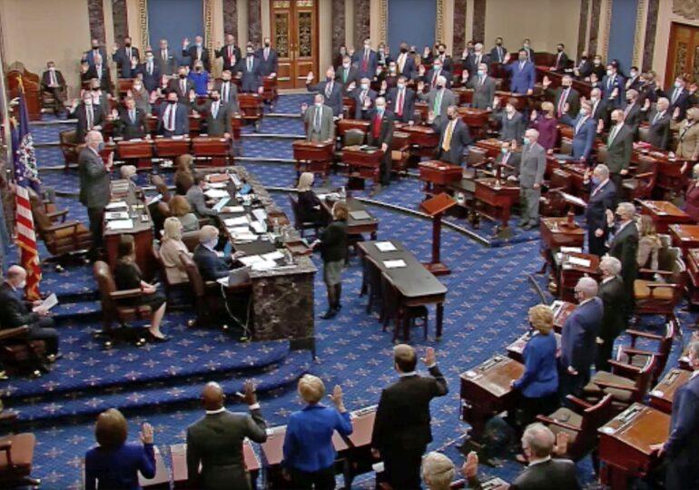 """Democraţii lansează un apel la condamnarea lui Trump pentru a evita o recidivă: """"El a aprins fitilul şi l-a aruncat direct către noi!"""""""