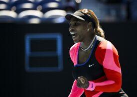 Serena Williams o învinge pe Aryna Sabalenka și o poate întâlni pe Simona Halep în sferturile de la Australian Open