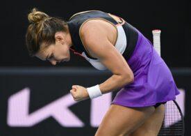 Simona Halep scrie o nouă filă în cartea de istorie a tenisului, după victoria cu Swiatek